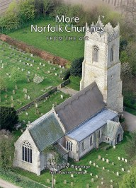 More Norfolk Churches from the Air