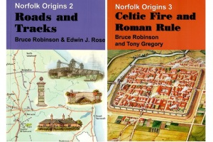 Roads and Tracks & Celtic Fire and Roman Rule